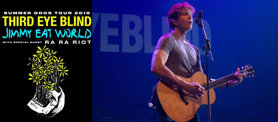 Third Eye Blind and Jimmy Eat World at Cynthia Woods Mitchell Pavilion