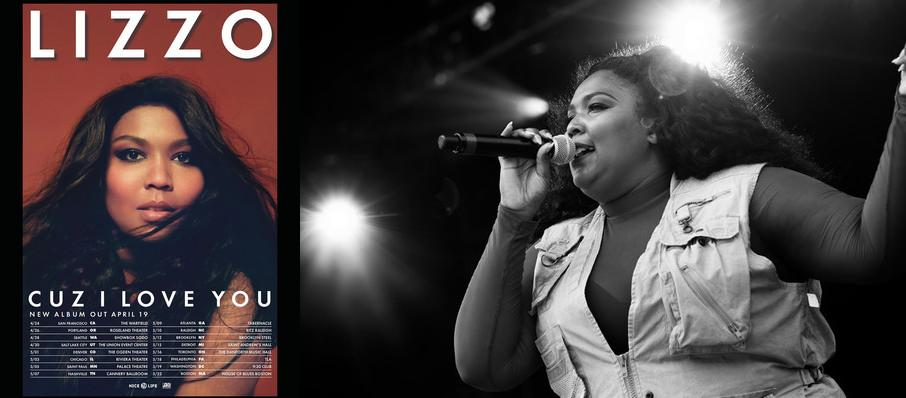 Lizzo at Revention Music Center