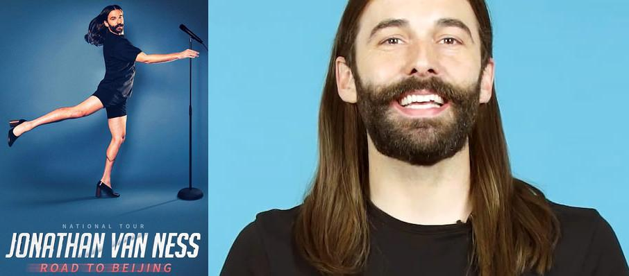 Jonathan Van Ness at Revention Music Center