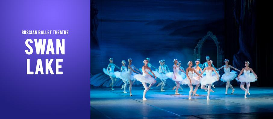 Russian Ballet Theatre - Swan Lake at Cullen Theater