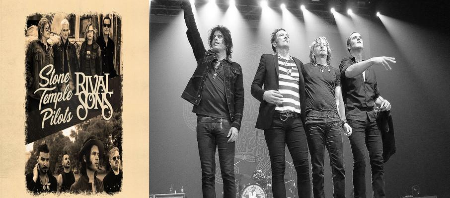 Stone Temple Pilots and Rival Sons at Revention Music Center