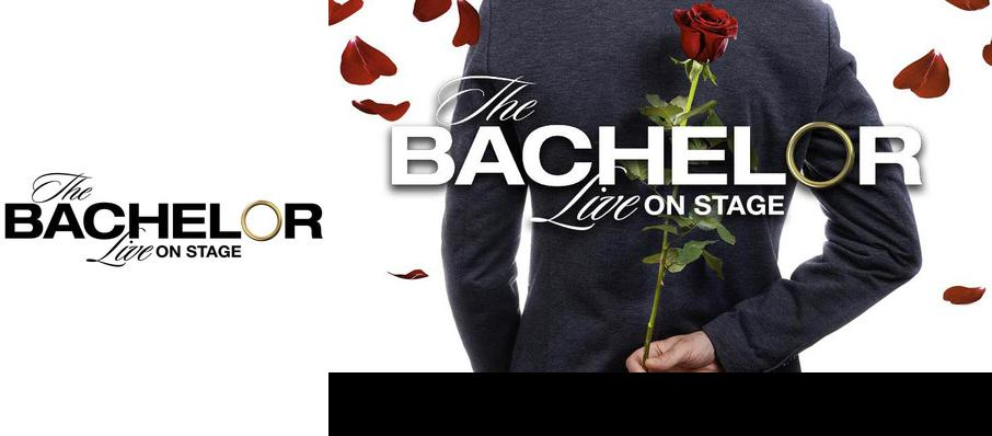 The Bachelor Live On Stage at Smart Financial Center