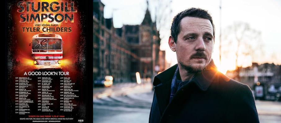 Sturgill Simpson With Tyler Childers at Smart Financial Center