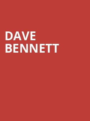 Dave Bennett at Jones Hall for the Performing Arts