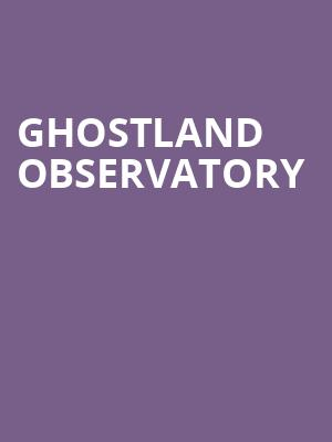 Ghostland Observatory at White Oak Music Hall