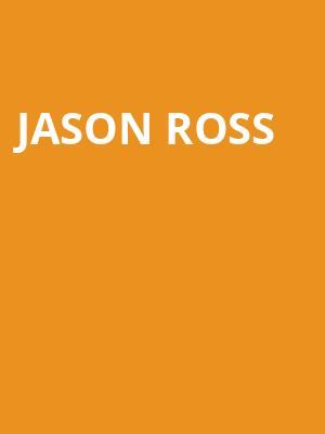 Jason Ross at Stereo Live