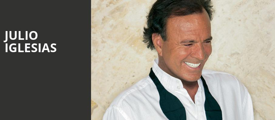 Julio Iglesias, Smart Financial Center, Houston