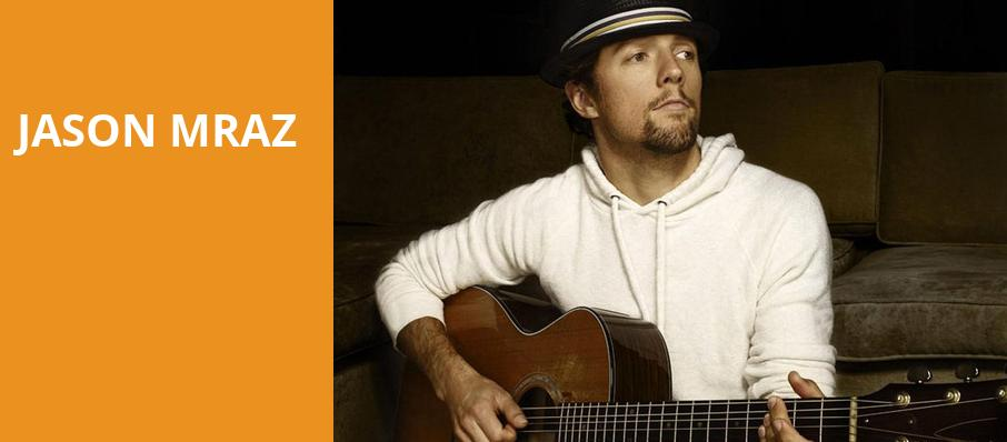 Jason Mraz, Smart Financial Center, Houston