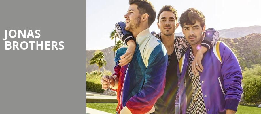 Jonas Brothers, Toyota Center, Houston