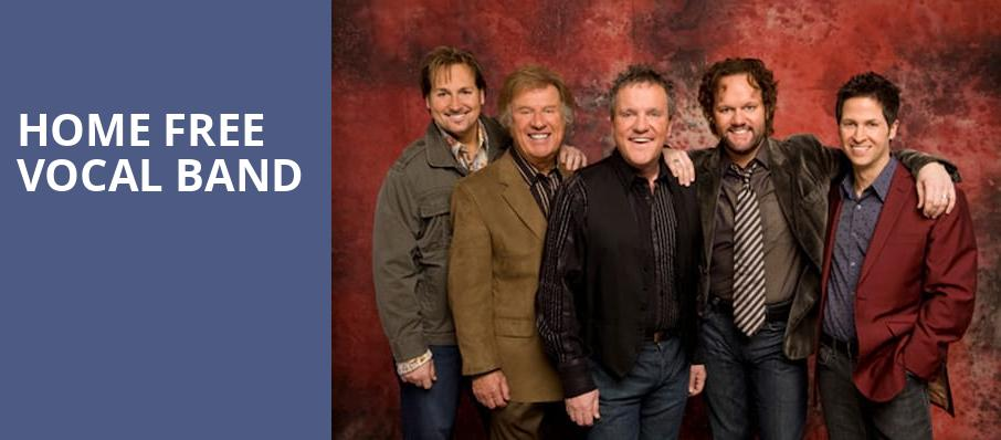 Home Free Vocal Band, Cullen Performance Hall, Houston