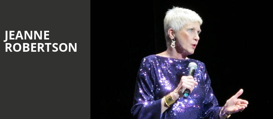 Jeanne Robertson, Cullen Performance Hall, Houston
