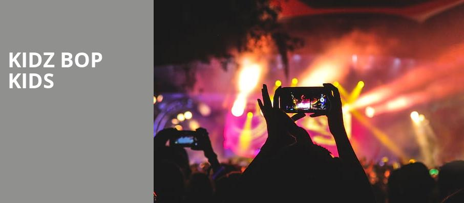 Kidz Bop Kids, Cynthia Woods Mitchell Pavilion, Houston