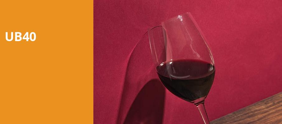 UB40, Revention Music Center, Houston