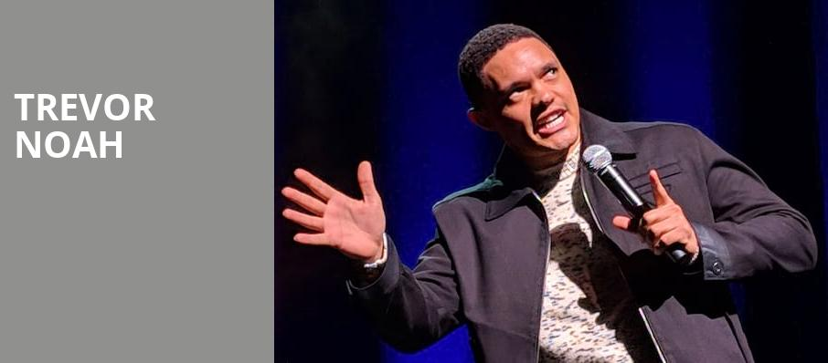 Trevor Noah, Cynthia Woods Mitchell Pavilion, Houston