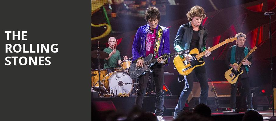 The Rolling Stones, NRG Stadium, Houston