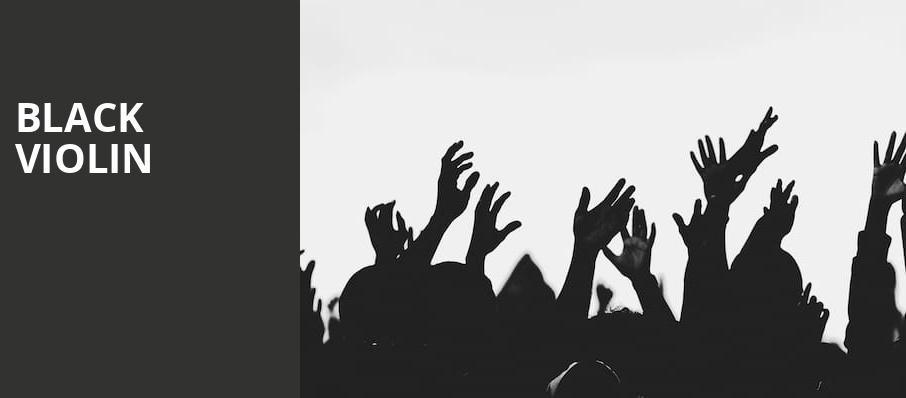 Black Violin, Jones Hall for the Performing Arts, Houston