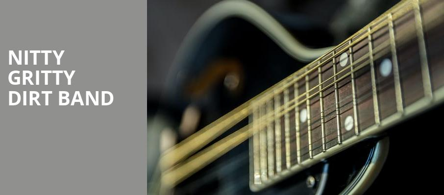 Nitty Gritty Dirt Band, Arena Theater, Houston