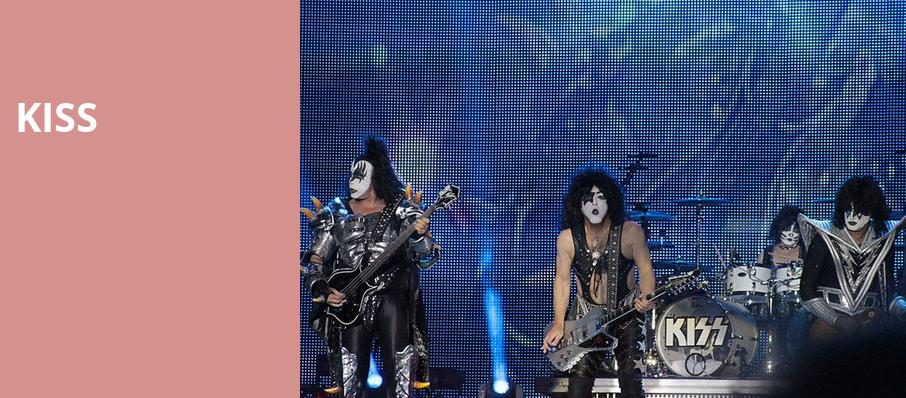 KISS, Toyota Center, Houston