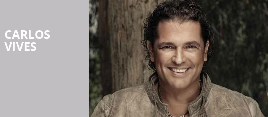 Carlos Vives, Smart Financial Center, Houston