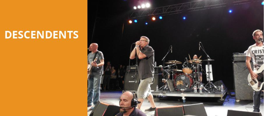 Descendents, House of Blues, Houston