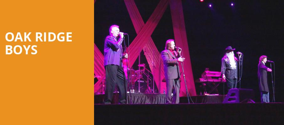 Oak Ridge Boys, Arena Theater, Houston