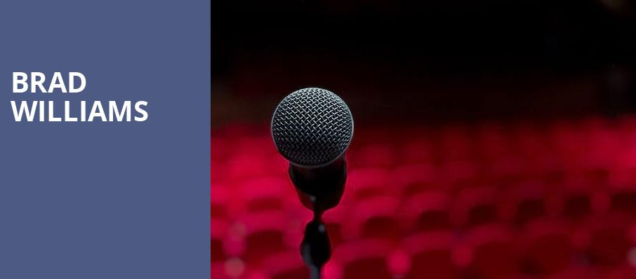 Brad Williams, The Improv, Houston
