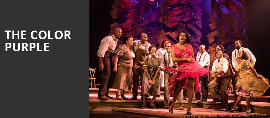 The Color Purple, Sarofim Hall, Houston
