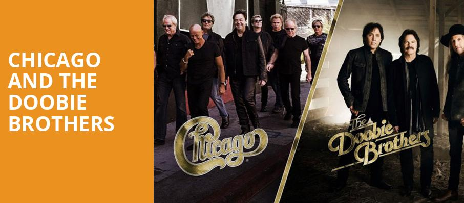 Chicago and the Doobie Brothers, Cynthia Woods Mitchell Pavilion, Houston