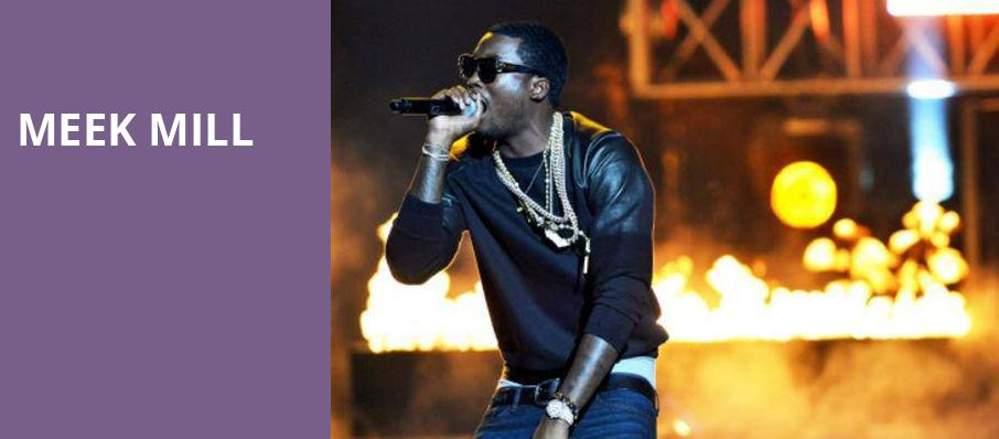 Meek Mill, Revention Music Center, Houston
