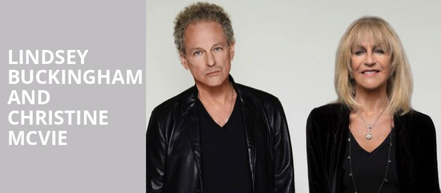 Lindsey Buckingham and Christine McVie, Smart Financial Center, Houston
