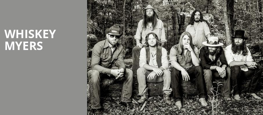 Whiskey Myers, House of Blues, Houston