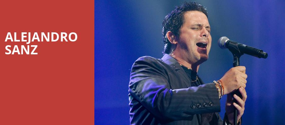 Alejandro Sanz, Smart Financial Center, Houston