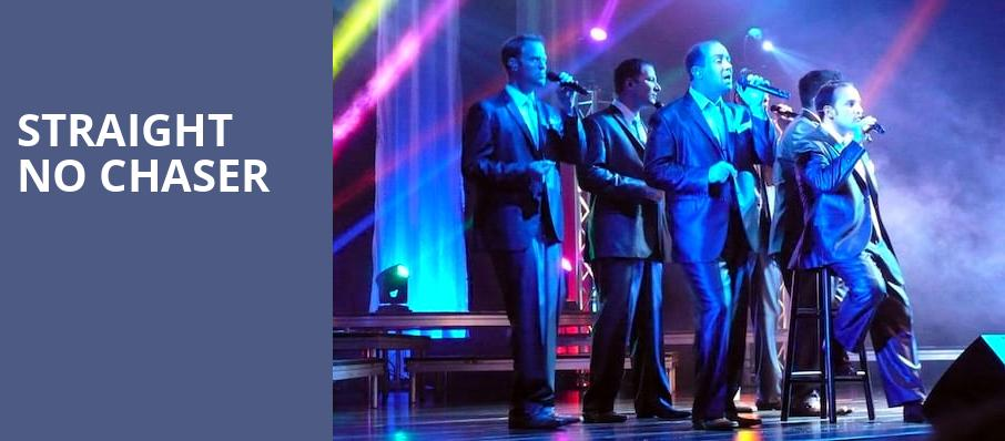 Straight No Chaser, Cullen Performance Hall, Houston