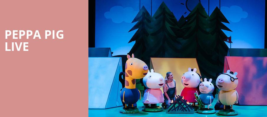 Peppa Pig Live, Smart Financial Center, Houston