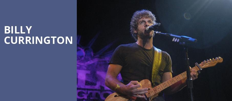 Billy Currington, Revention Music Center, Houston