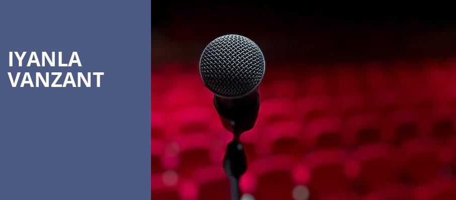 Iyanla Vanzant, Jones Hall for the Performing Arts, Houston