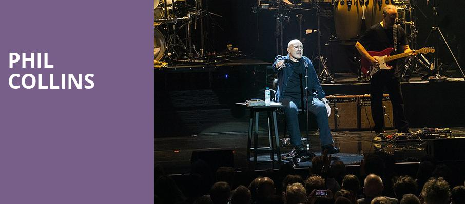 Phil Collins, Toyota Center, Houston