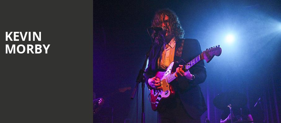 Kevin Morby, White Oak Music Hall, Houston