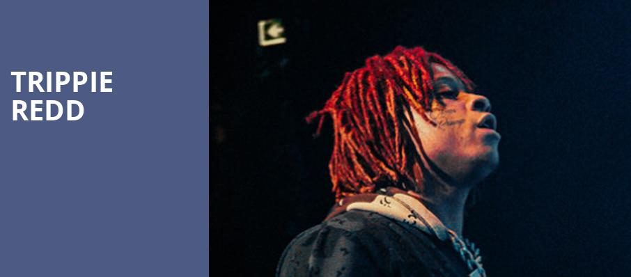 Trippie Redd, House of Blues, Houston
