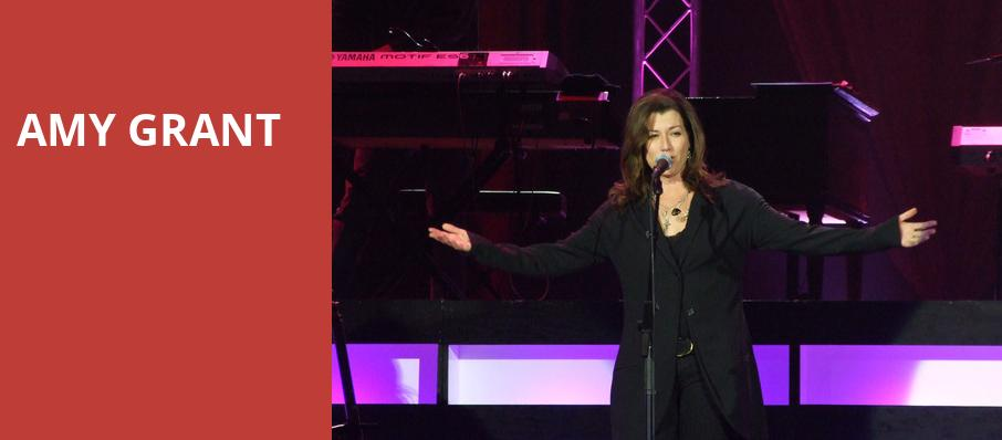 Amy Grant, Arena Theater, Houston