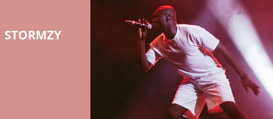 Stormzy, House of Blues, Houston