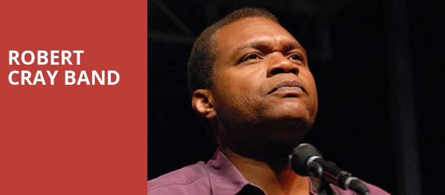 Robert Cray Band, The Heights, Houston