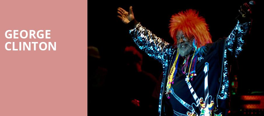 George Clinton, House of Blues, Houston