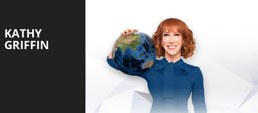 Kathy Griffin, Jones Hall for the Performing Arts, Houston