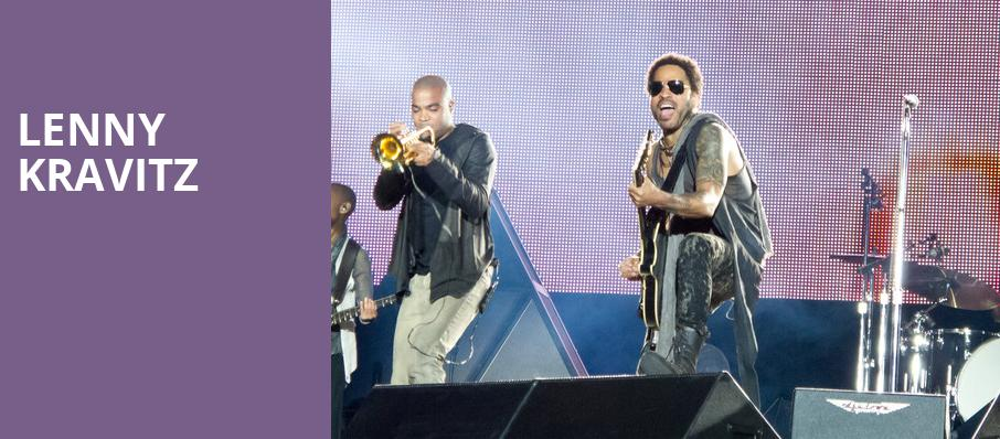 Lenny Kravitz, Smart Financial Center, Houston