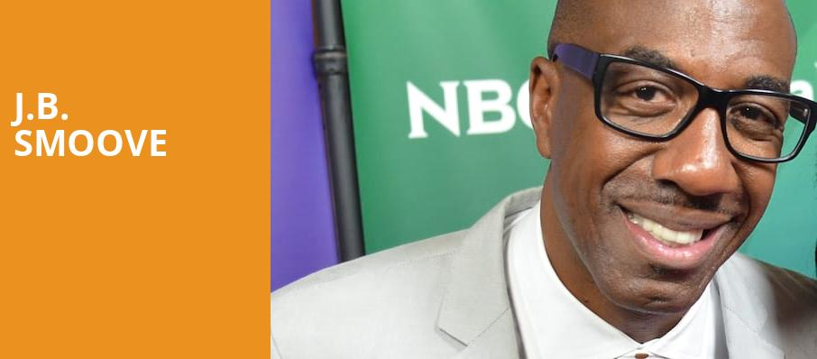 JB Smoove, House of Blues, Houston