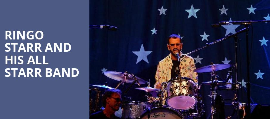 Ringo Starr And His All Starr Band, Smart Financial Center, Houston