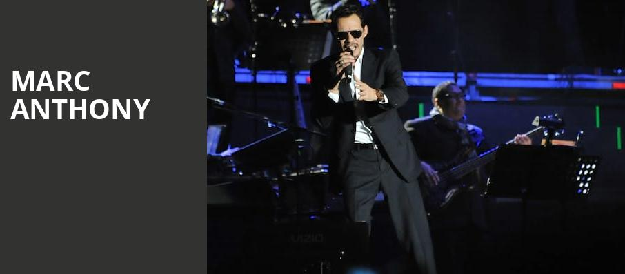Marc Anthony, Smart Financial Center, Houston