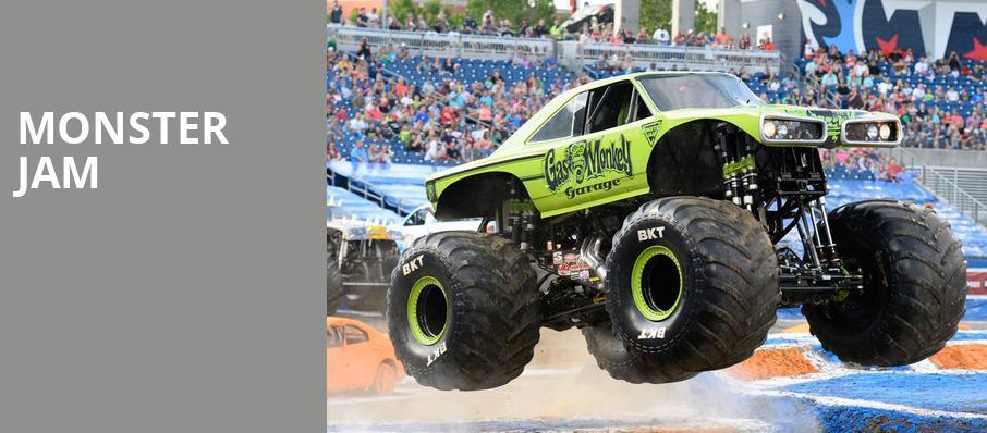 Monster Jam NRG Stadium Houston TX Tickets Information Reviews - Monster car show houston tx