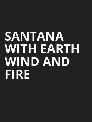 Santana with Earth Wind and Fire, Cynthia Woods Mitchell Pavilion, Houston